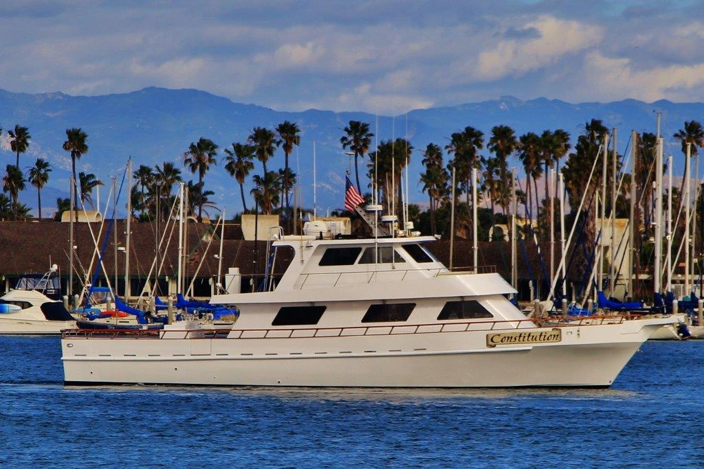 Constitution sport fishing h m landing san diego for California 1 day fishing license