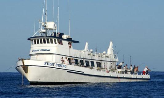 Long Range Fishing Trips H M Landing Bookings
