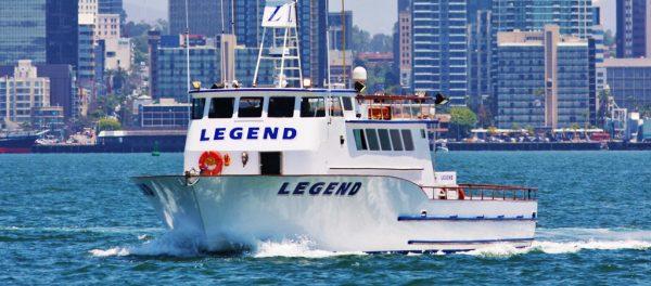 Legend sport fishing h m landing san diego california for San diego deep sea fishing charter