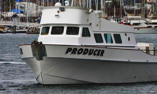 Producer Sport Fishing H M Landing San Diego California