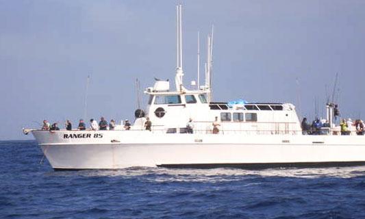 Ranger 85 Sport Fishing H M Landing San Diego