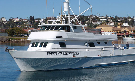 Spirit Of Adventure Sport Fishing H M Landing San
