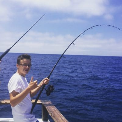 Kids Fish Free In October H M Landing Bookings