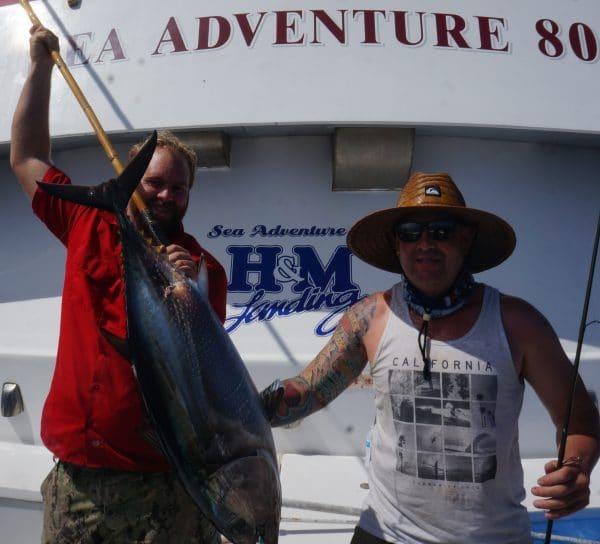 Sea Adventure 80 Blue Fin Tuna - Great looking Hat